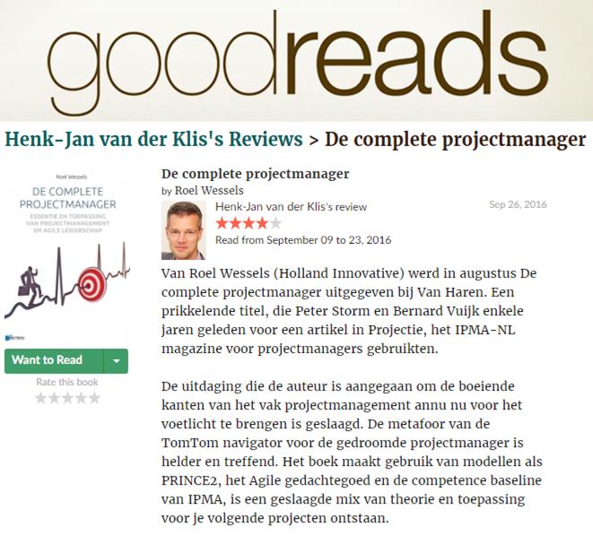de-complete-projectmanager-roel-wessels-recensie-henk-jan-van-der-klis